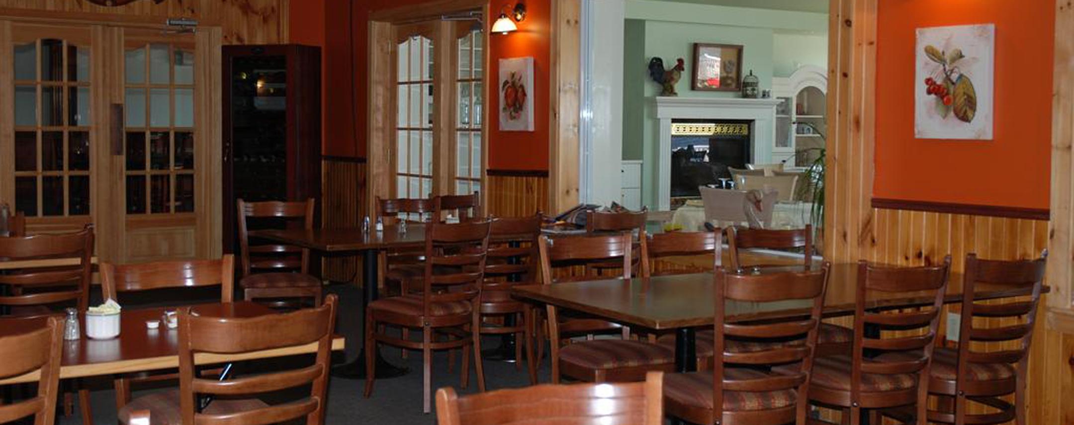 Casser Un Bar De Cuisine auberge le cabanon - restaurant: (avec parcours vélo)